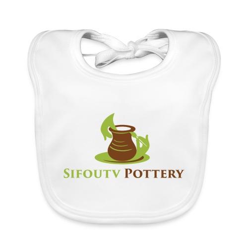Sifoutv Pottery - Baby Organic Bib