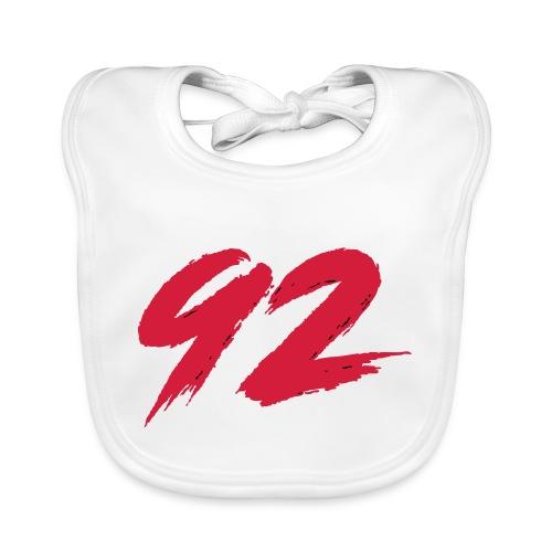 92 Logo 1 - Baby Bio-Lätzchen