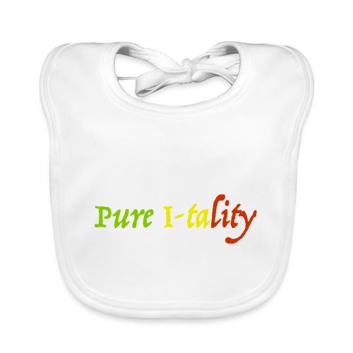 Pure I-tality - Organic Baby Bibs