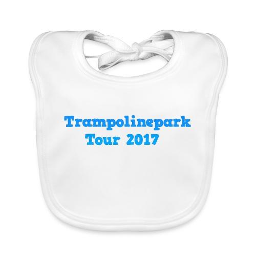 Trampolinepark Tour 2017 - Bio-slabbetje voor baby's