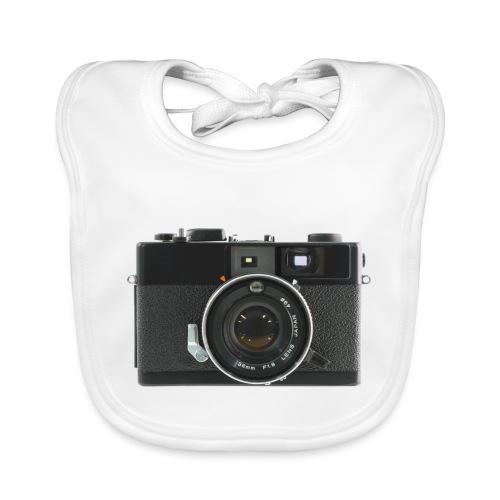Vintage Camera Auto S3 - Bavaglino ecologico per neonato