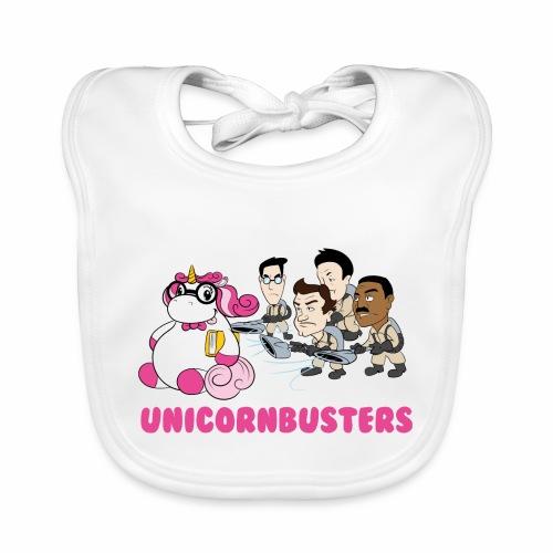 Unicornbuster - Baby Bio-Lätzchen