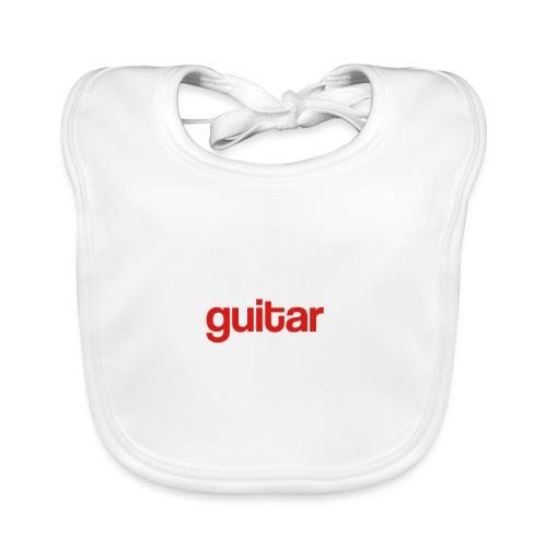 Guitar Hoarder - Baby Organic Bib