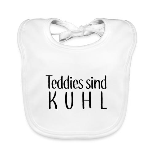 Teddies sind KUHL - Baby Organic Bib
