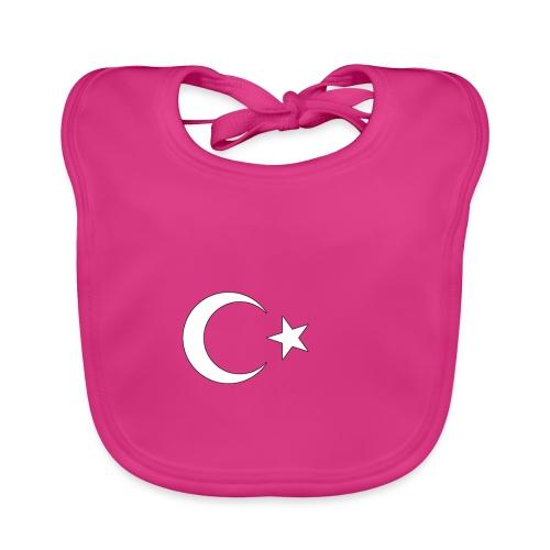 Turquie - Bavoir bio Bébé