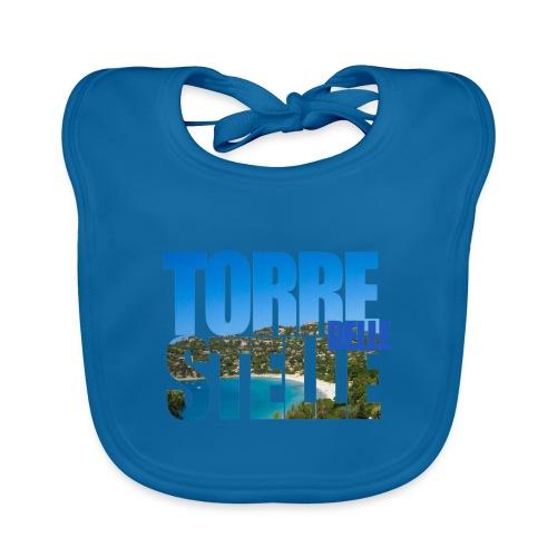 TorreTshirt - Bavaglino ecologico per neonato
