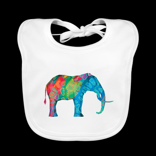 Elefant - Baby Organic Bib