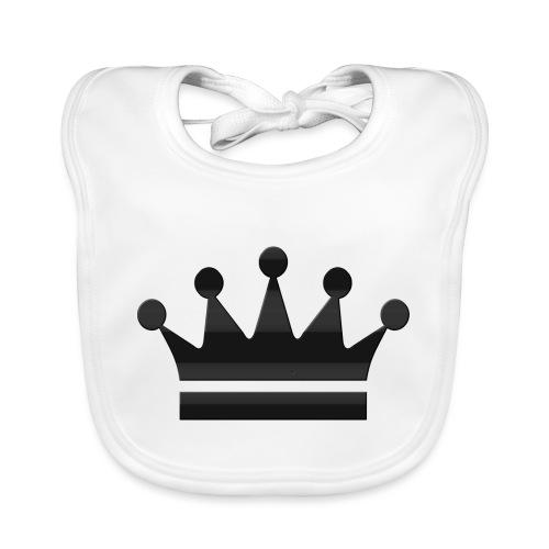 crown - Bio-slabbetje voor baby's