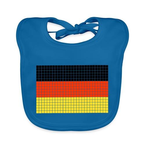 german flag.png - Bavaglino ecologico per neonato