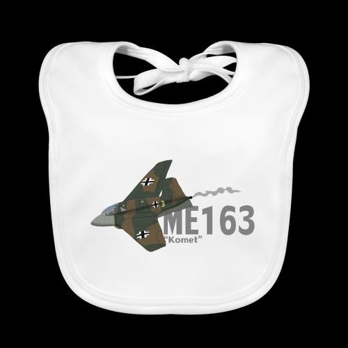 Me 163 Komet (Writing) - Bavaglino