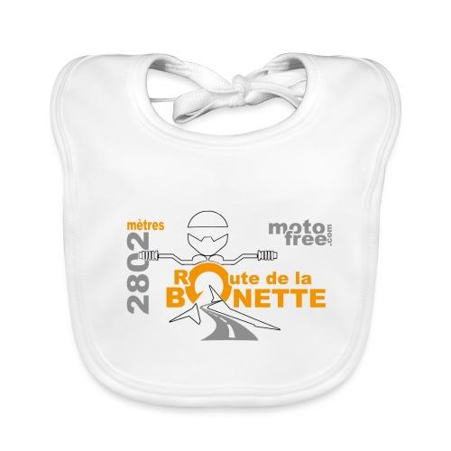 Bonette motofree - Bavoir bio Bébé