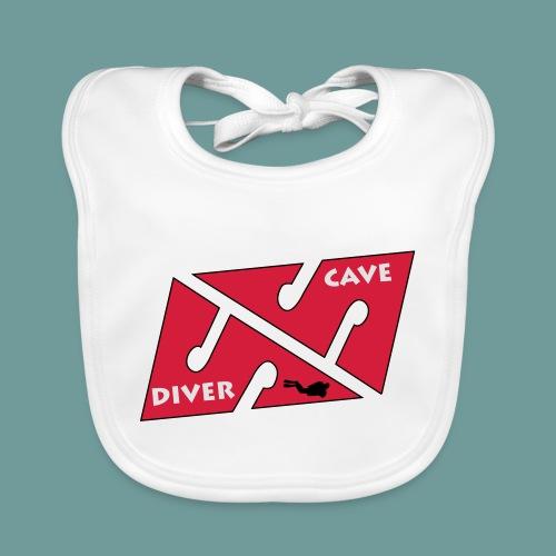 cave_diver_01 - Bavoir bio Bébé
