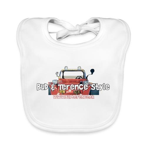 Bud Terence Style logo - Bavaglino ecologico per neonato