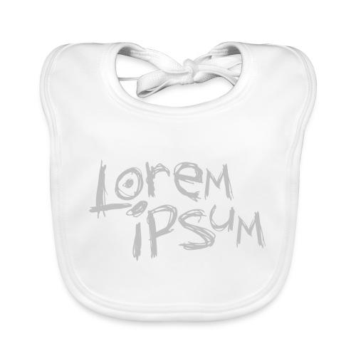 Lorem Ipsum - Baby Organic Bib