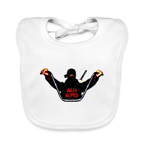 ninja moped - Organic Baby Bibs