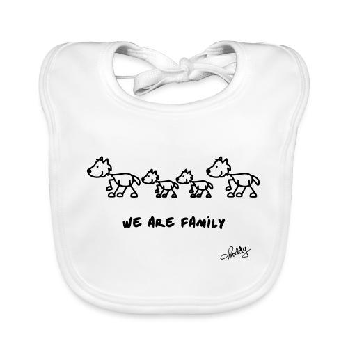 wearefamily - Baby Bio-Lätzchen