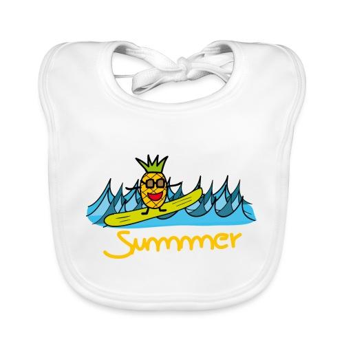 Ananas Summer - Baby Bio-Lätzchen