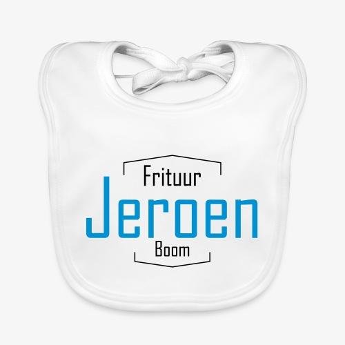 LogoJeroen - Bio-slabbetje voor baby's