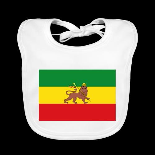 LION FLAG - Baby Organic Bib