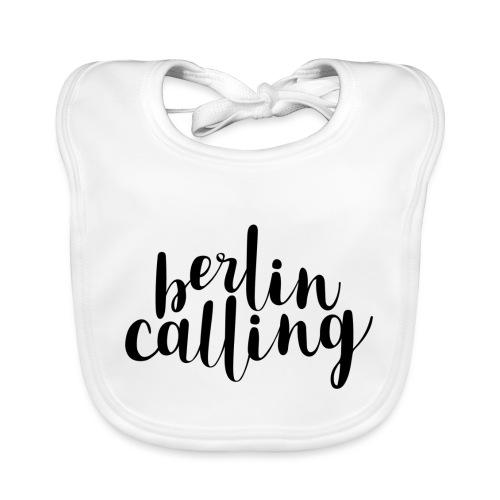 Berlin Calling - Baby Bio-Lätzchen