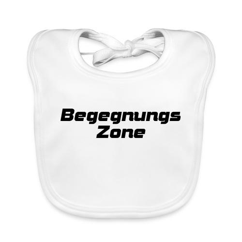 Begegnungszone - Baby Bio-Lätzchen