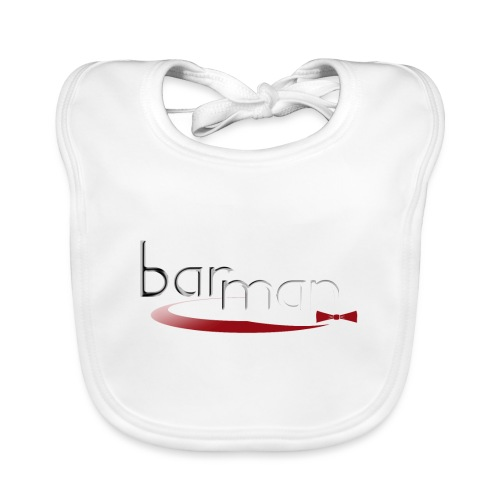 BARMAN by Florian VIRIOT - Bavoir bio Bébé