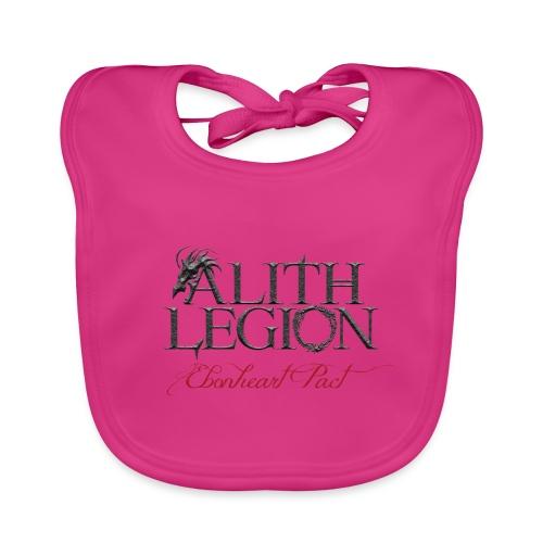 Alith Legion Logo Dragon Ebonheart Pact - Baby Organic Bib