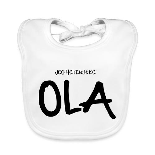Jeg heter ikke Ola (fra Det norske plagg) - Økologisk babysmekke