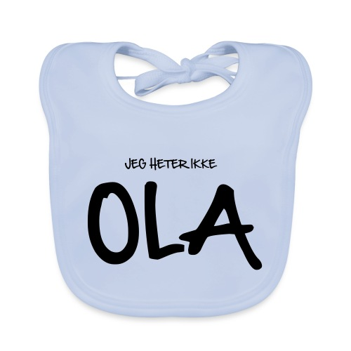 Jeg heter ikke Ola (fra Det norske plagg) - Baby biosmekke
