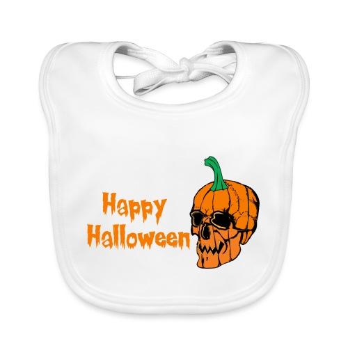 Happy Halloween - Baby Organic Bib