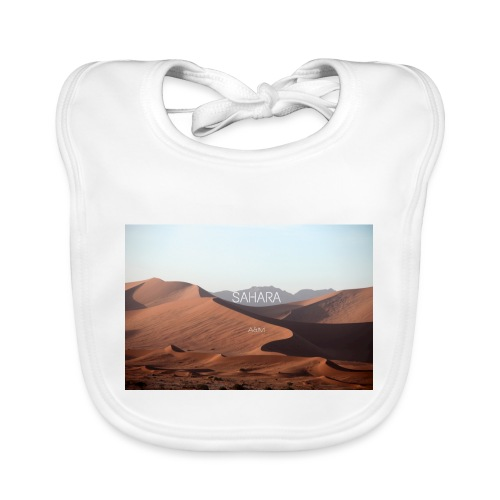 Sahara - Organic Baby Bibs