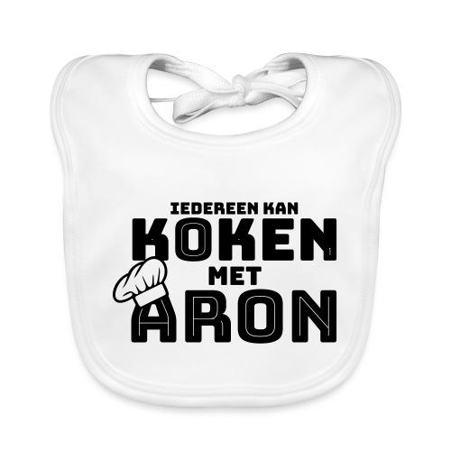 Koken met Aron - Bio-slabbetje voor baby's
