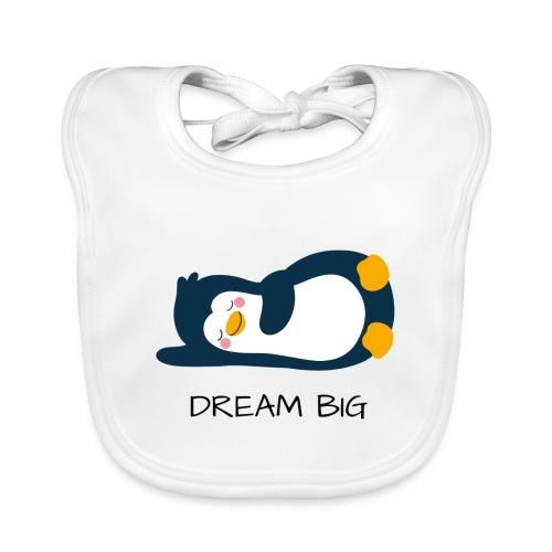DREAM BIG - Baby Bio-Lätzchen