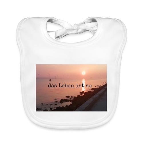 Sunset dLis - Baby Bio-Lätzchen