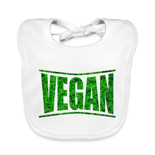 t-shirt design vegan bio eco green - Bavaglino