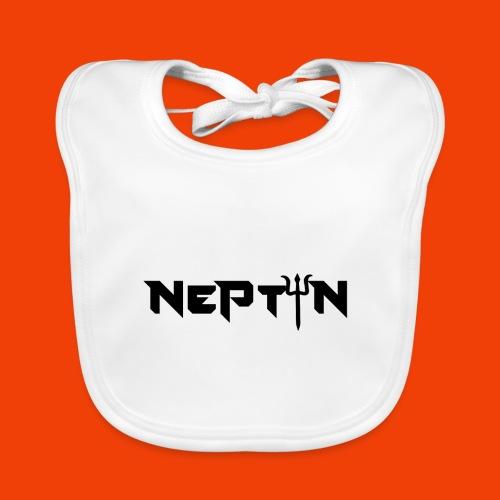 LOGO NEPTUN - Babero de algodón orgánico para bebés