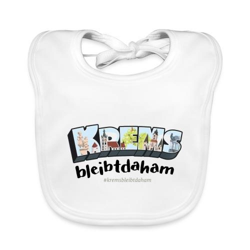 #kremsbleibtdaham - Baby Bio-Lätzchen