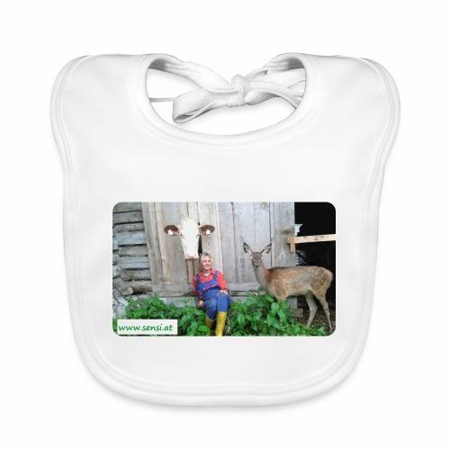 SenSi ♥ Hilfsprojekt für Kühe - Baby Bio-Lätzchen
