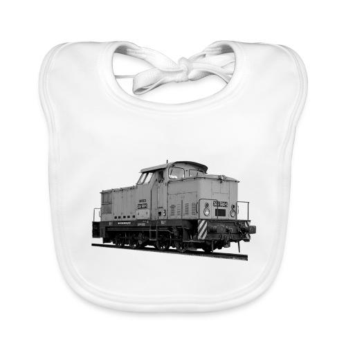 V 60 Diesel Lokomotive Rangierlok Reichsbahn DDR - Baby Bio-Lätzchen