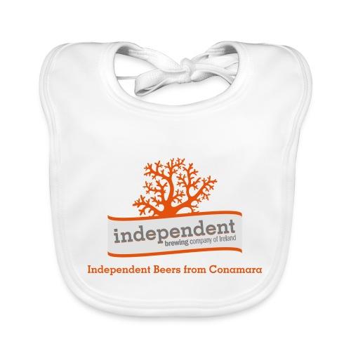 Independent Beers from Conamara - Baby Organic Bib