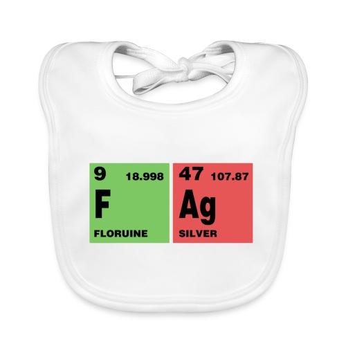 f_ag_periodic - Organic Baby Bibs