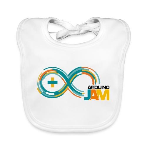 T-shirt Arduino-Jam logo - Baby Organic Bib
