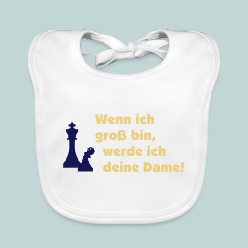 bauer_wird_dame - Baby Bio-Lätzchen