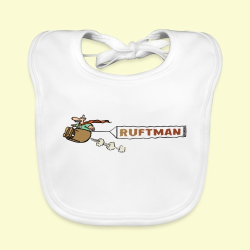DIRKJAN Rruftman - Bio-slabbetje voor baby's
