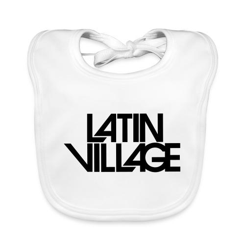 Logo Latin Village 30 - Bio-slabbetje voor baby's
