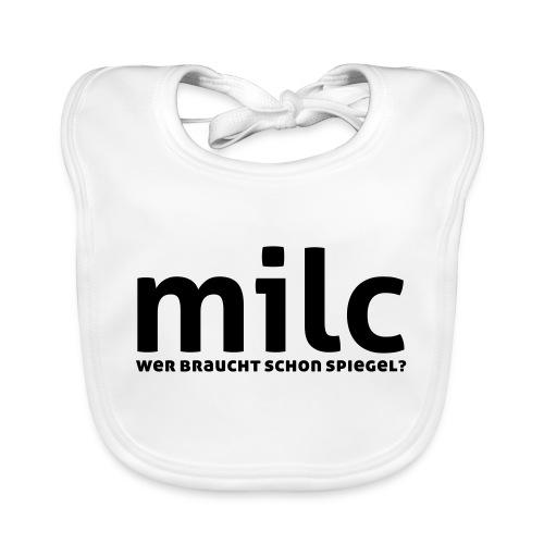 milc - Baby Bio-Lätzchen