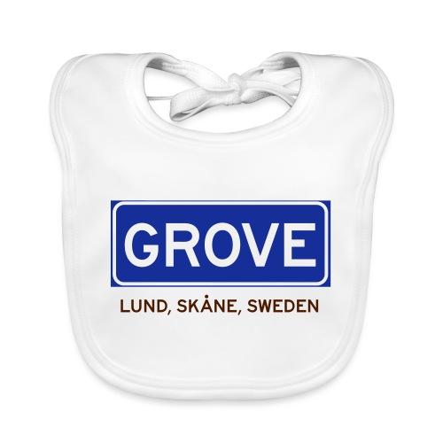 Lund, Badly Translated - Ekologisk babyhaklapp
