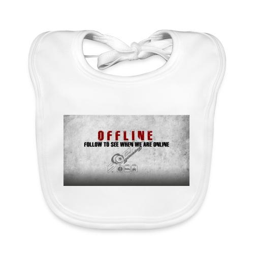 Offline V1 - Baby Organic Bib