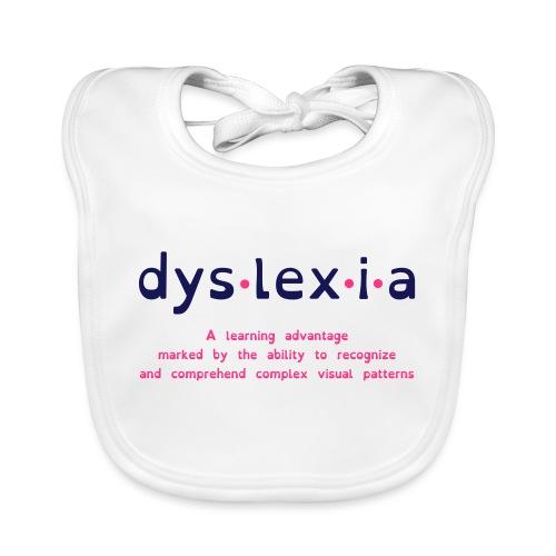 Dyslexia Advantage - Organic Baby Bibs