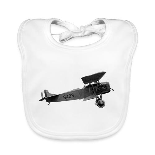 Paperplane - Baby Organic Bib